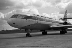 037 Sud Aviation SE-210 Caravelle VI-R OO-CVA BIAS International