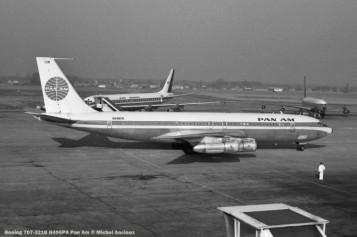 039 Boeing 707-321B N496PA Pan Am © Michel Anciaux