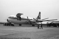045 Vickers V953C Merchantman G-APEG BEA Cargo © Michel Anciaux