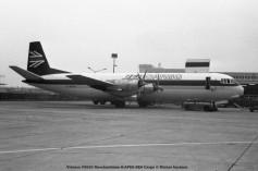 046 Vickers V953C Merchantman G-APEG BEA Cargo © Michel Anciaux
