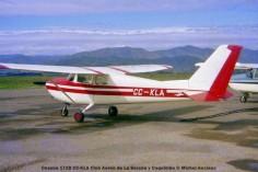 049 Cessna 172B CC-KLA Club Aereo de La Serena y Coquimbo © Michel Anciaux