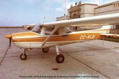 051 Cessna 150L CC-KLB Club Aereo de La Serena y Coquimbo © Michel Anciaux