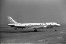 053 Tupolev Tu-104A OK-NDF CSA- Czechoslovak Airlines © Michel Anciaux