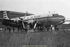 060 Douglas C-54A 7T-VAP Air Algerie © Michel Anciaux