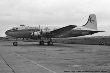061 Douglas C-54A 7T-VAP Air Mauritanie © Michel Anciaux