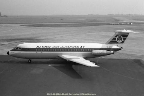 069 BAC 1-11-208AL EI-ANH Aer Lingus © Michel Anciaux