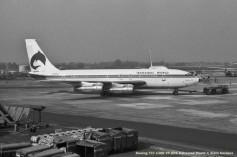 074 Boeing 707-138B VP-BDE Bahamas World © Alain Anciaux