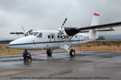 077 De Havilland Canada DHC-6-300 Twin Otter CC-PQQ Compañia Minera Nevada S.A. © Michel Anciaux