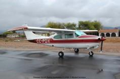 078 Cessna T210N Turbo Centurion CC-PDX © Michel Anciaux