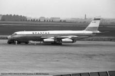 082 Convair 990A (30A-5) EC-BZO Spantax © Michel Anciaux