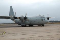 089 Lockheed C-130B Hercules ''998'' Fuerza Aerea de Chile © Michel Anciaux