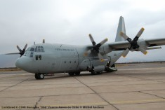 091 Lockheed C-130B Hercules ''998'' Fuerza Aerea de Chile © Michel Anciaux