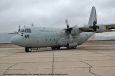 092 Lockheed C-130B Hercules ''998'' Fuerza Aerea de Chile © Michel Anciaux