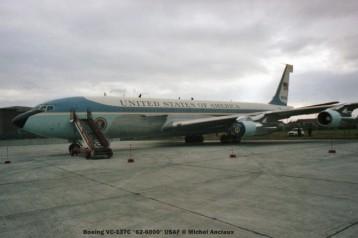 094 Boeing VC-137C ''62-6000'' USAF © Michel Anciaux
