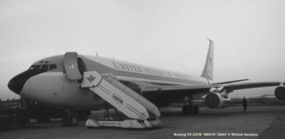 098 Boeing VC-137B ''86970'' USAF © Michel Anciaux