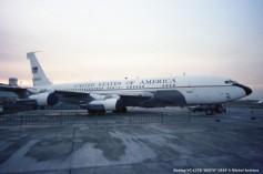 100 Boeing VC-137B ''58-6970'' USAF © Michel Anciaux