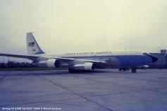 101 Boeing VC-135B ''62-4127'' USAF © Michel Anciaux