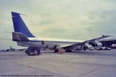 103 Boeing 707-430 N9985F International Air Leases © Michel Anciaux