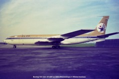 105 Boeing 707-321 C9-ARF ex DETA-Mozambique © Michel Anciaux