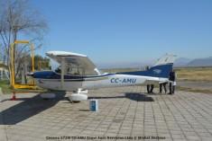 106 Cessna 172M CC-AMU Toqui Aero Servicios Ltda © Michel Anciaux