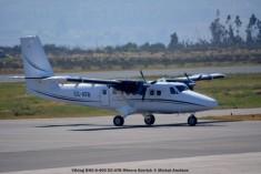 107 Vicking DHC-6-400 CC-ATB © Michel Anciaux