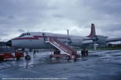 110 Bristol 175 Britannia 312F XX367 Royal Aircraft Establishment © Michel Anciaux