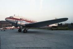 114 Douglas C-47B SU-AZN Nile Delta Air Services © Michel Anciaux