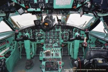 15 Antonov An-22A CCCP-09329 Aeroflot © Michel Anciaux