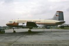 205 Avia 14T (Ilyushin Il-14) OK-LCA CSA-Czechoslovak Airlines © Michel Anciaux