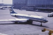 207 Tupolev Tu-134 HA-LBF Malév Hungarian Airlines © Michel Anciaux