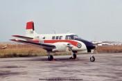 209 Beech 80 Queen Air N141 FAA © Michel Anciaux