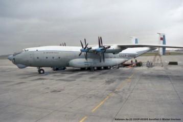 25 Antonov An-22 CCCP-09305 Aeroflot © Michel Anciaux