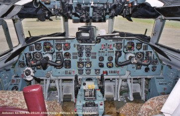 33 Antonov An-32A RA-29120 Africa Cargo Airlines © Michel Anciaux