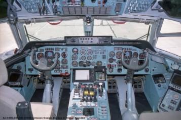 50 An-74TK-200 UR-74055 Antonov Design Bureau © Michel Anciaux