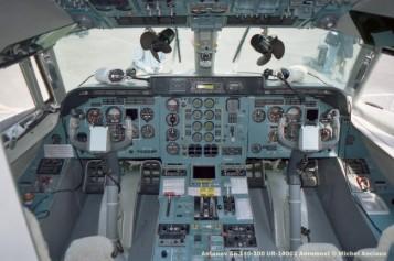 61 Antonov An-140-100 UR-14002 Aeromost © Michel Anciaux