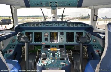 76 Antonov 178 UR-EXP Antonov Design Bureau © Michel Anciaux