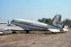 004 Douglas DC-3C CC-CBO Aerolineas Cordillera © Michel Anciaux