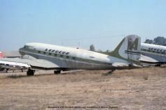 005 Douglas C-47B CC-CBW Aerolineas Cordillera © Michel Anciaux