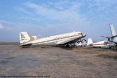 007 Douglas DC-3C CC-CBO Aerolineas Cordillera © Michel Anciaux