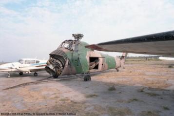 011 Sikorsky HSS-1N ex NAVAL 52 Armada de Chile © Michel Anciaux