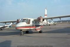 018 GAF N22B Nomad CC-CBV Aerolineas Cordillera- AEROCOR © Michel Anciaux