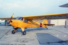 019 Taylorcraft BC-12D Twosome LV-XEN © Michel Anciaux