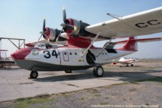 020 Consolidated PBY-6A Catalina CC-CCS Aeroservicios Parragué