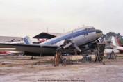 023 Douglas DC-3C CC-CBO Carlos Griffin C. © Michel Anciaux