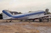 024 Douglas DC-3C CC-CBO Carlos Griffin C. © Michel Anciaux