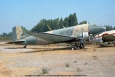027 Douglas C-47A-90-DL CC-CLK Aerocargo Regional Ltda. © Michel Anciaux