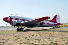 031 Douglas C-47B-15-DK CC-CLL Aeroservicios Parragué. © Michel Anciaux