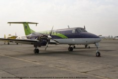 049 Beech 1900-C1 N1501C (CC-COJ) ex Asociados Latinoamericanos de Transporte Aéreo (ALTA) © Michel Anciaux