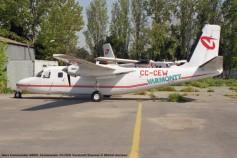 051 Aero Commander 680FL Commander CC-CEW Varmontt Express © Michel Anciaux