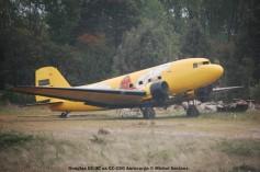 060 Douglas DC-3C ex CC-CBO Aerocargo © Michel Anciaux